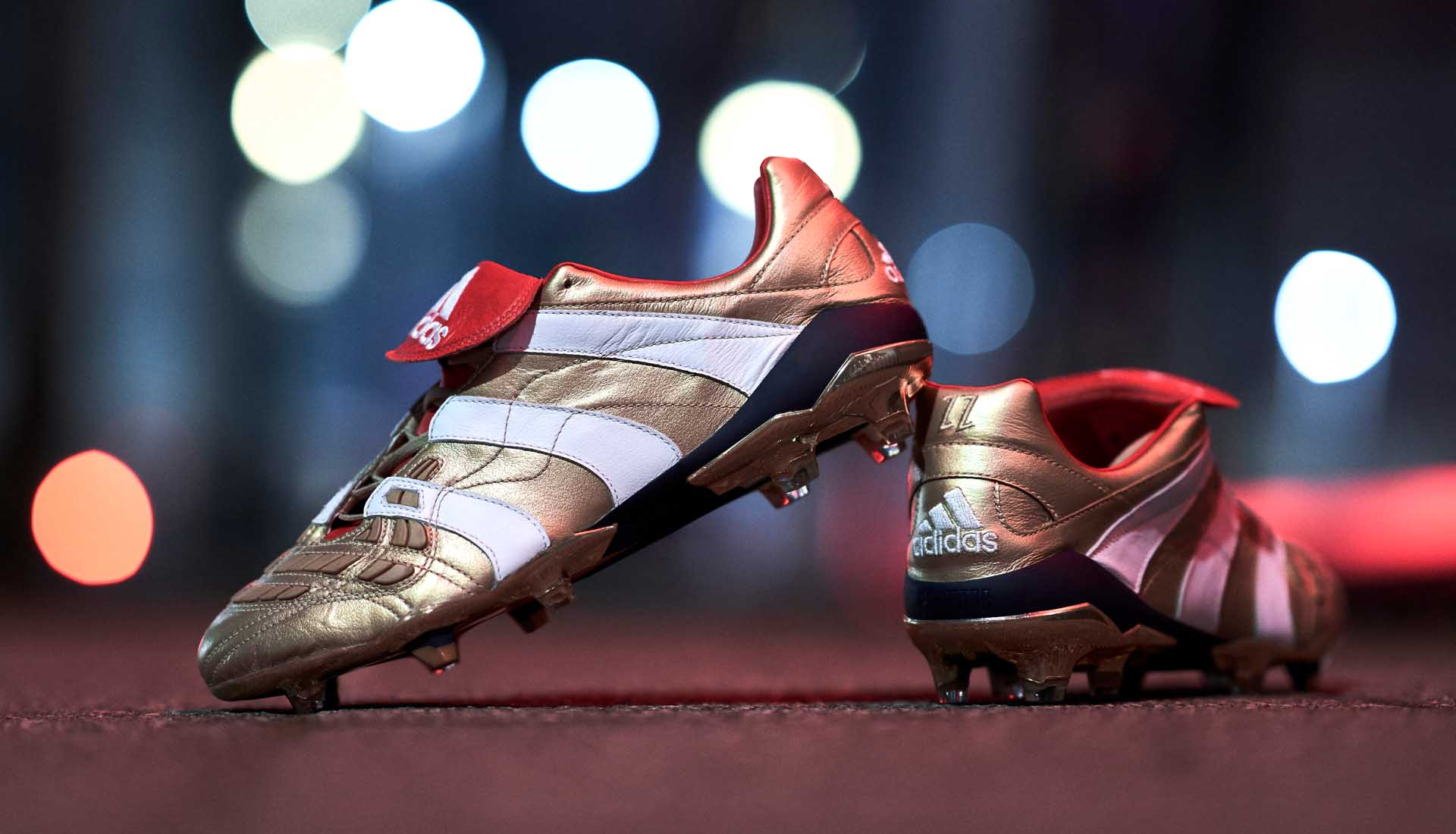 a0a87db64bba Closer Look at the adidas '25 Years of Predator' Zidane Accelerator ...