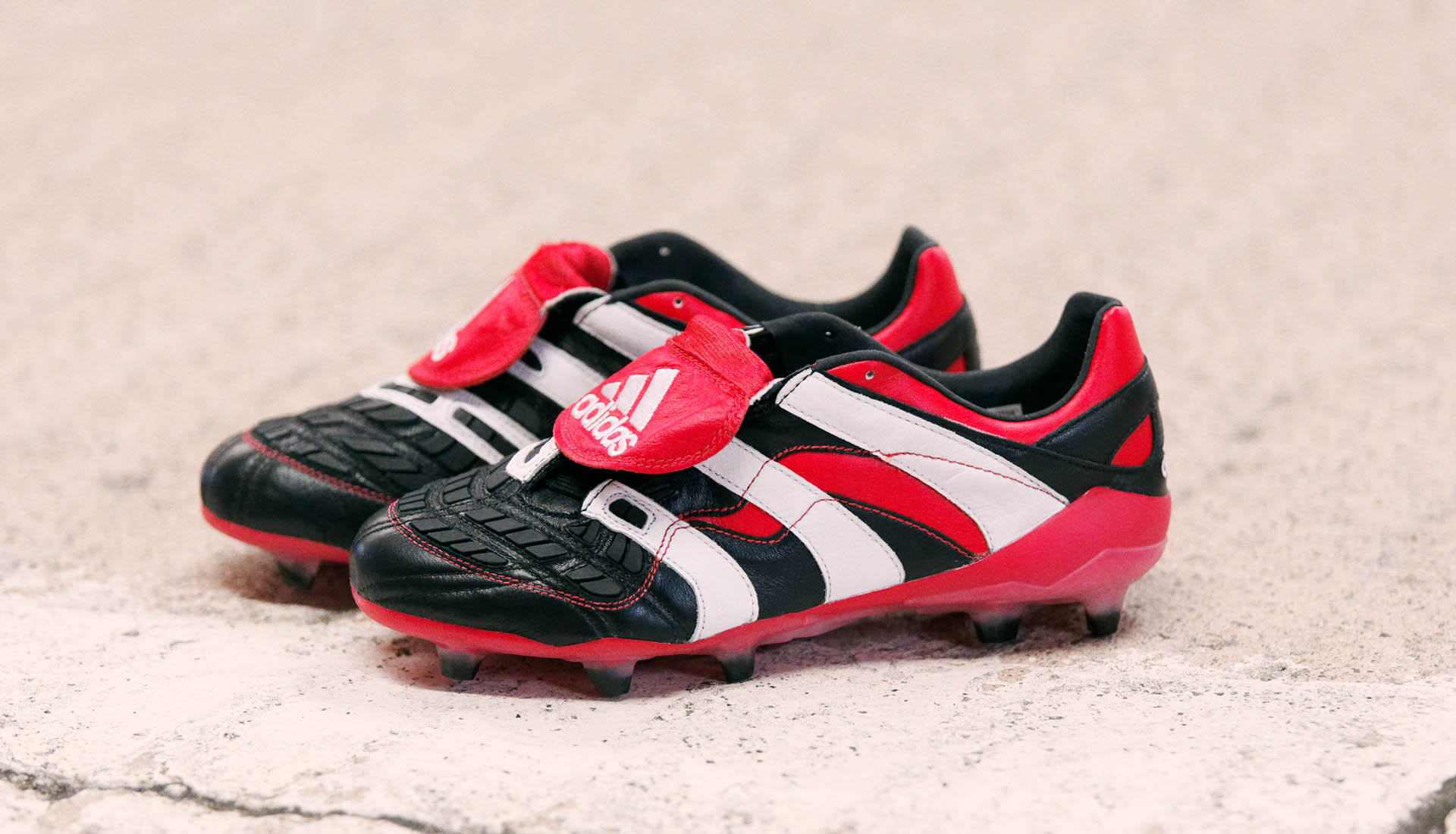 0d4573831d4e Retrospect | A Look At Every adidas Predator Re-release - SoccerBible