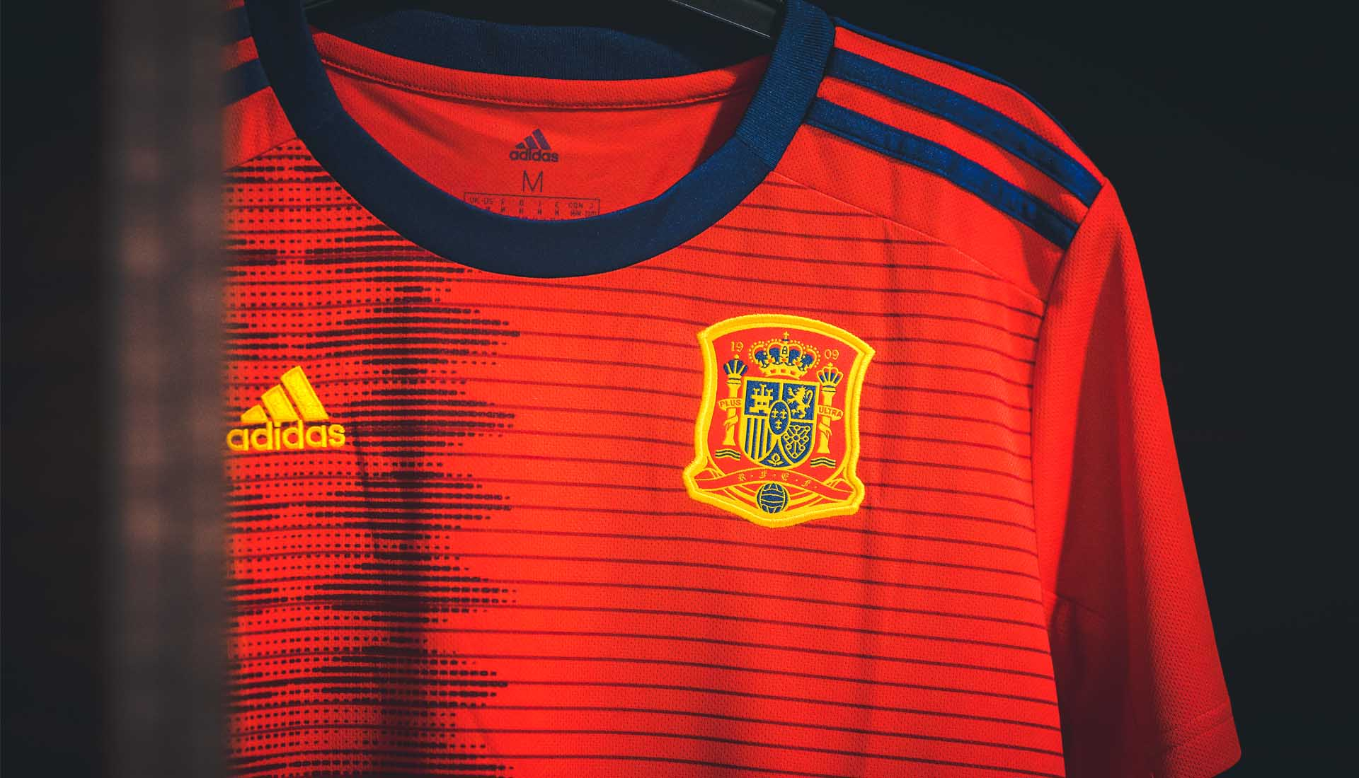 adidas Unveil The Spain 2019 WWC Home Shirt - SoccerBible 42c9c330b