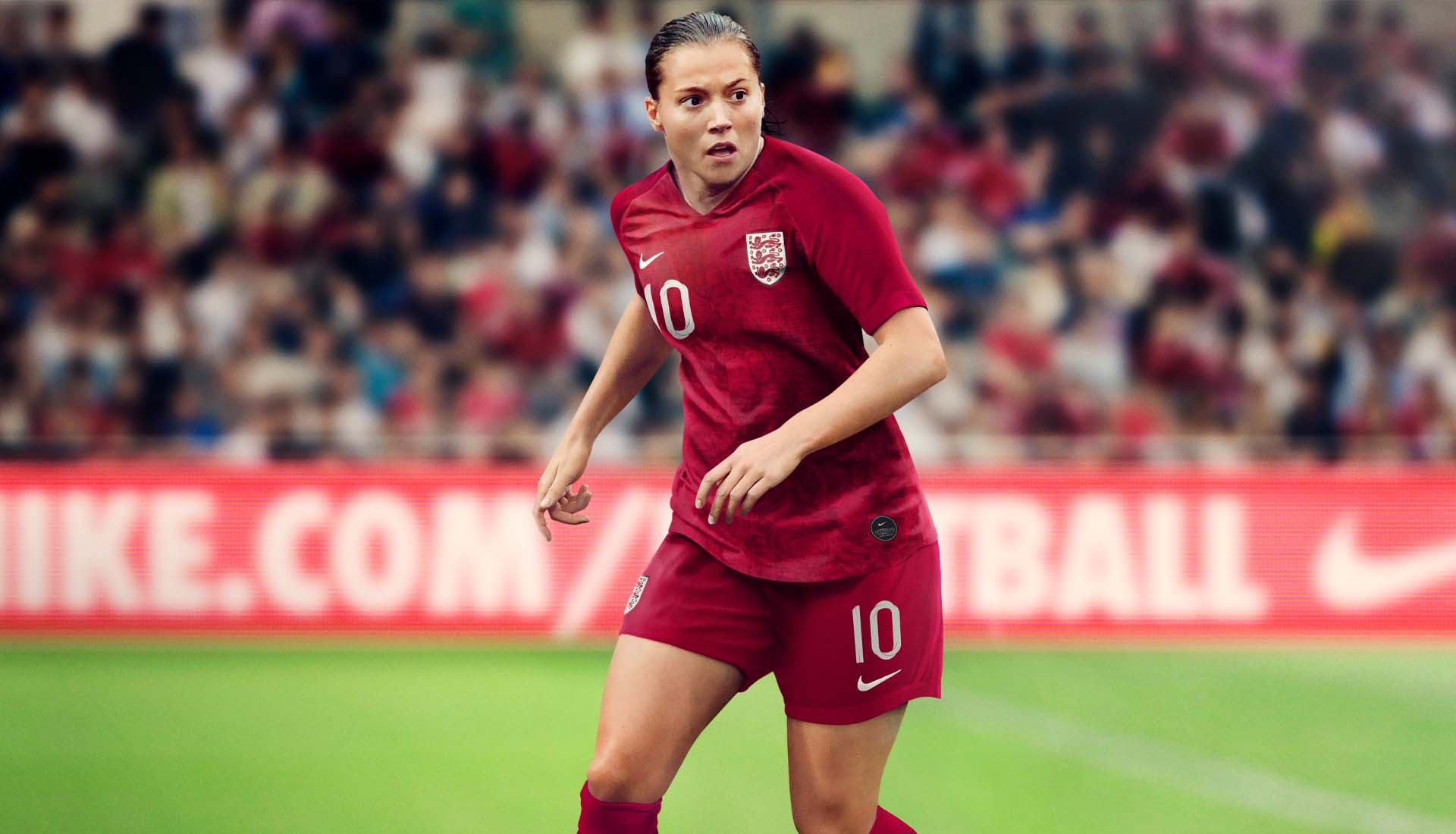 f1f08061e9a Nike Launch England 2019 WWC Home And Away Kits - SoccerBible