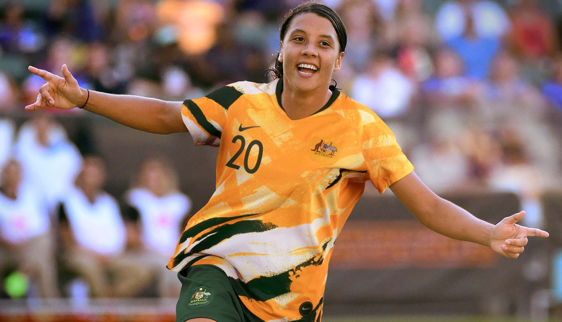 7b8ff229300 Nike Unveil Stunning Matildas 2019 WWC Home Shirt - SoccerBible