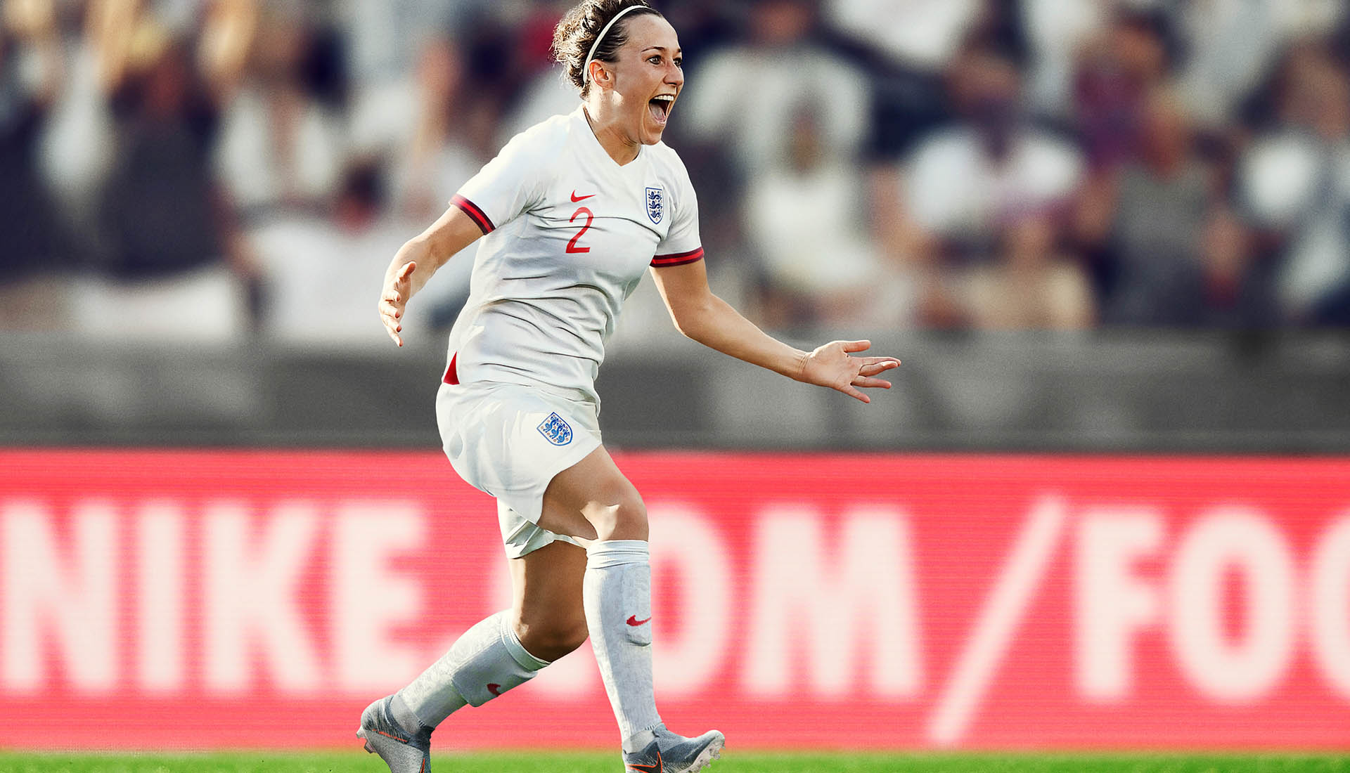 693161617 Nike Launch England 2019 WWC Home And Away Kits - SoccerBible