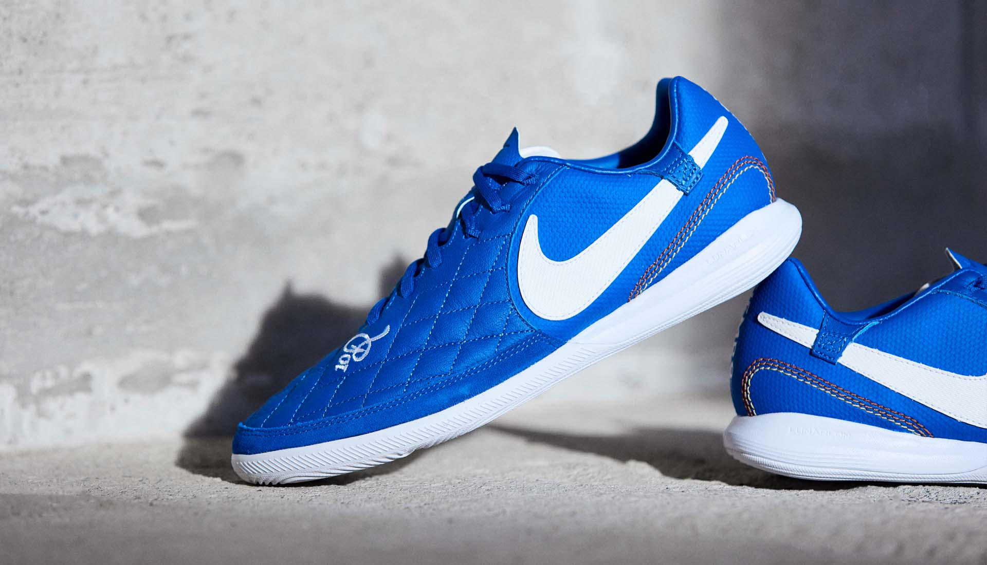 peso George Eliot Temporizador  Nike Launch R10 Tiempo Lunar Legend VII - SoccerBible