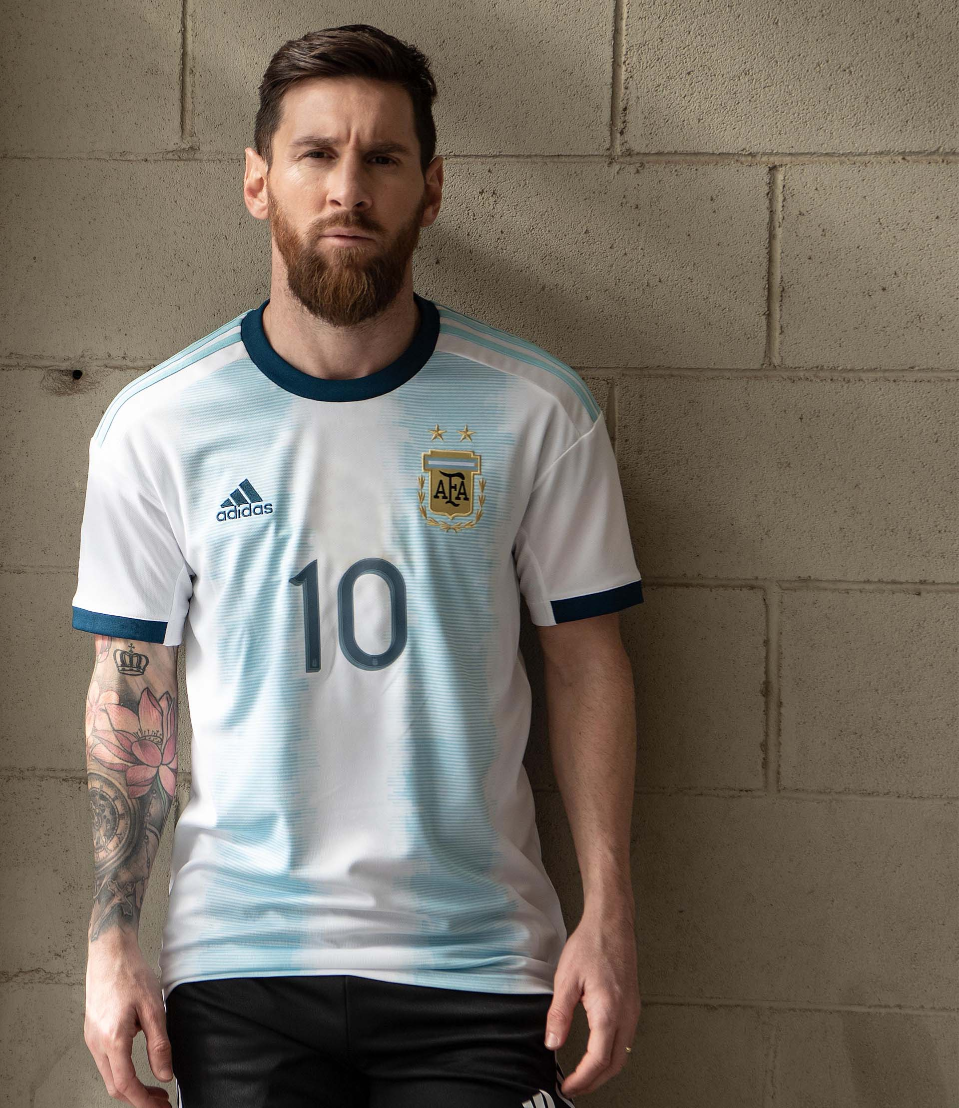 a4d454970 adidas Unveil Argentina 2019 Copa America Home Shirt - SoccerBible