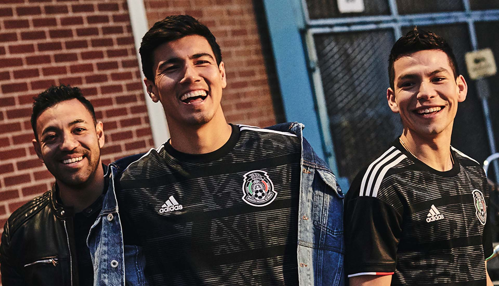 size 40 b93c3 e865e adidas Unveil Mexico 2019 Home Shirt - SoccerBible