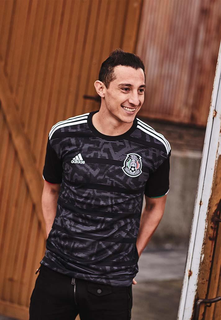 b2d993f51 adidas Unveil Mexico 2019 Home Shirt - SoccerBible