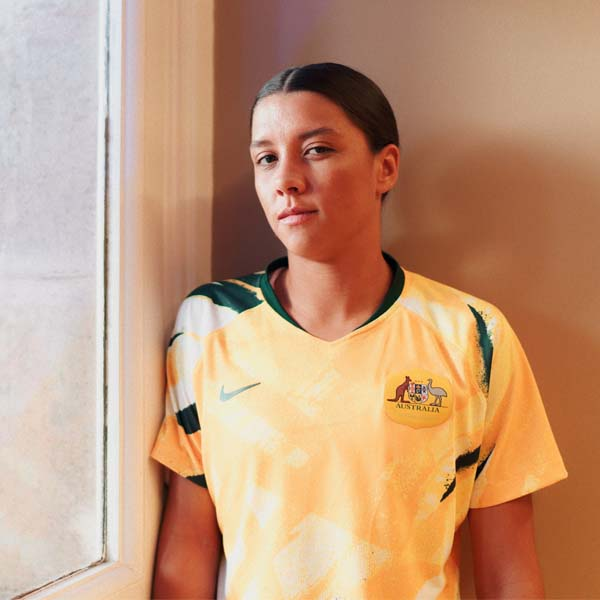 602a6cbcf Sam Kerr Talks Matildas