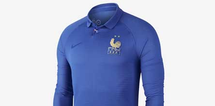 2123d693fe9 Nike Launch Limited Edition France Centenary Jersey - SoccerBible