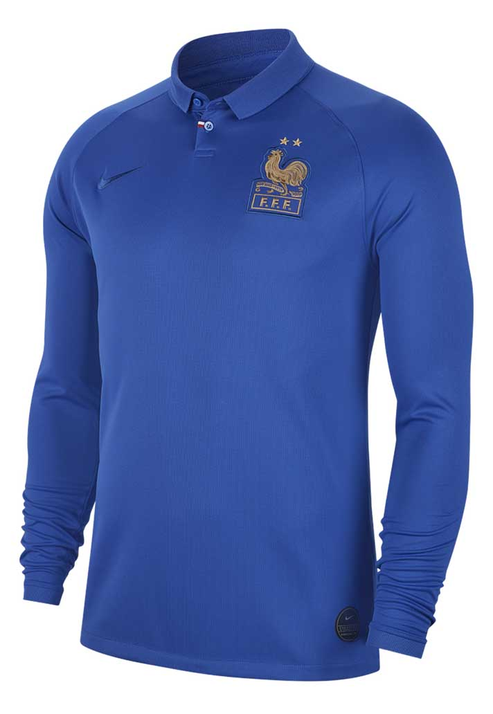 the best attitude 7e2b9 f8a54 Nike Launch Limited Edition France Centenary Jersey ...