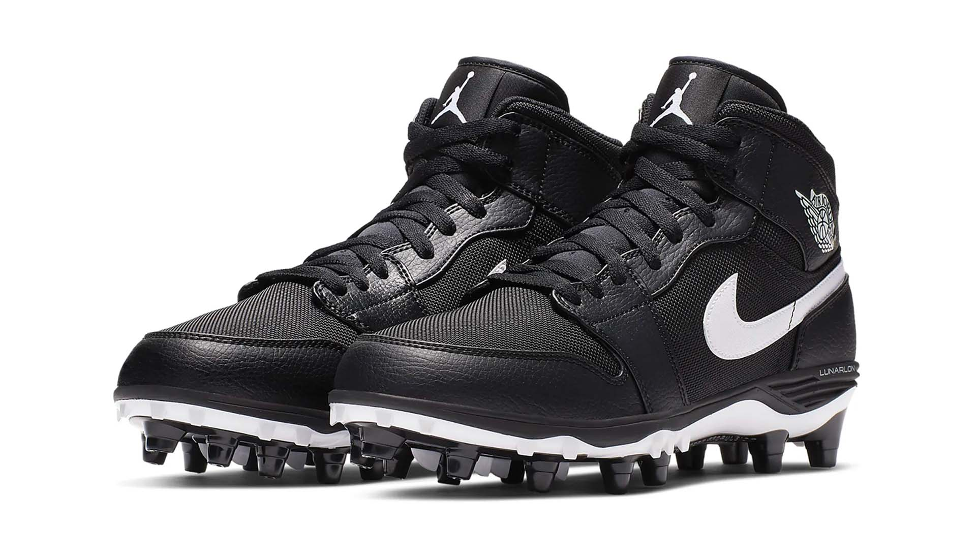 c84b27940995ff Nike Recreate The Air Jordan 1 Into Football Cleat - SoccerBible
