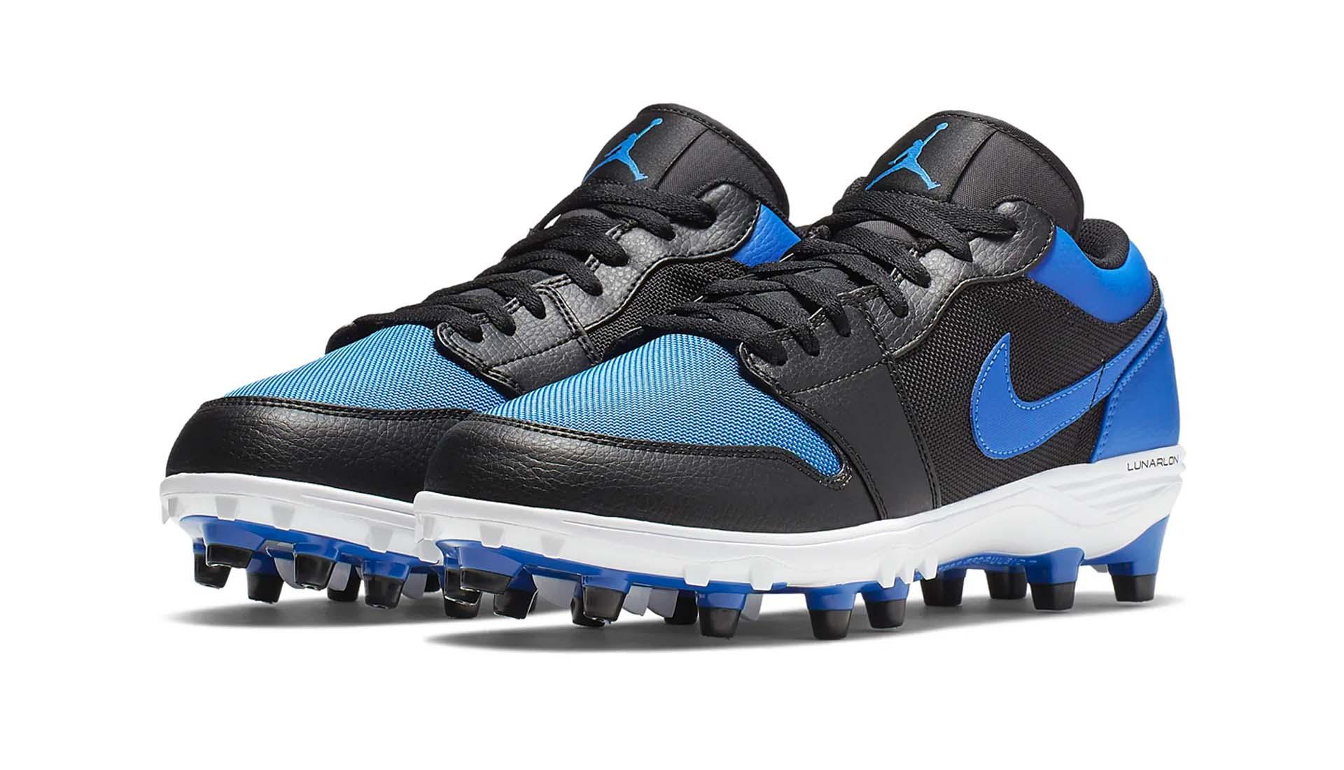 1664b4624 Nike Recreate The Air Jordan 1 Into Football Cleat - SoccerBible