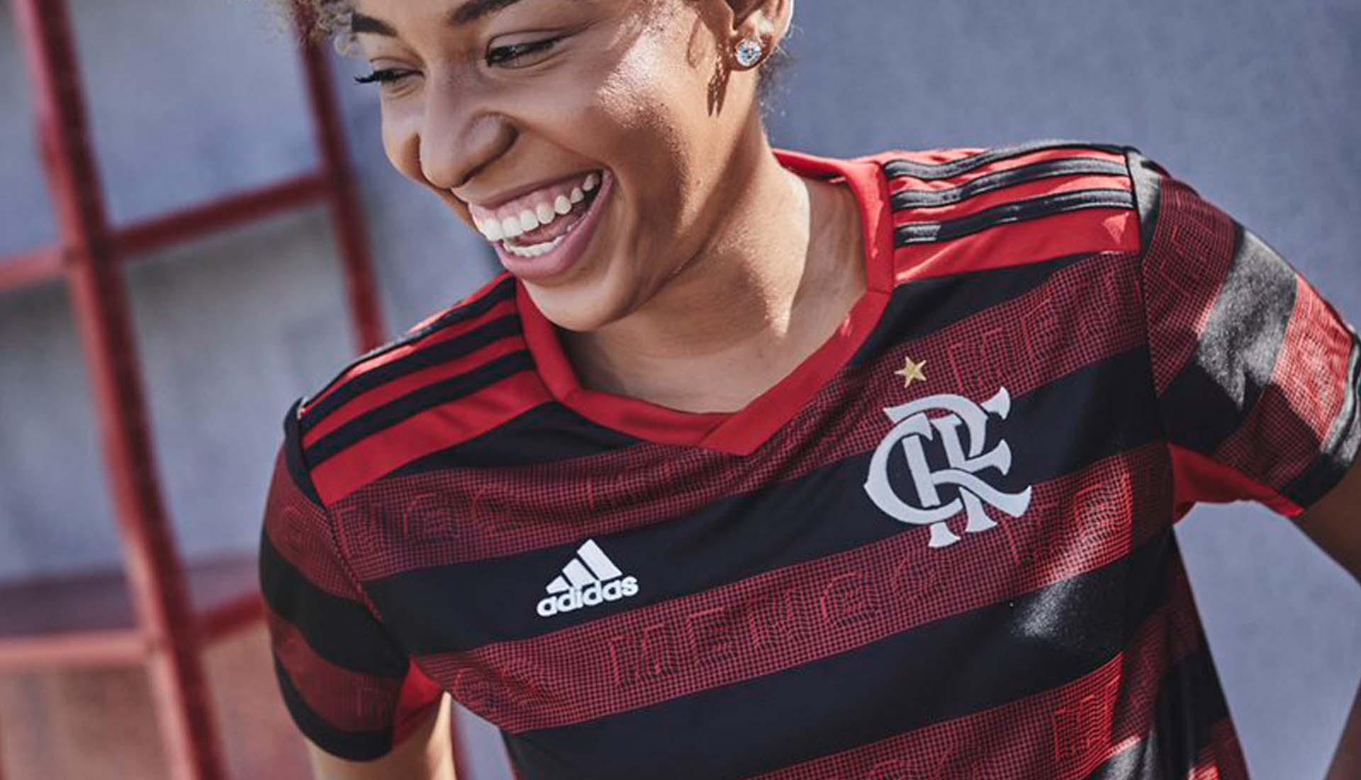 Adidas Launch Flamengo 2019 Home Shirt Soccerbible