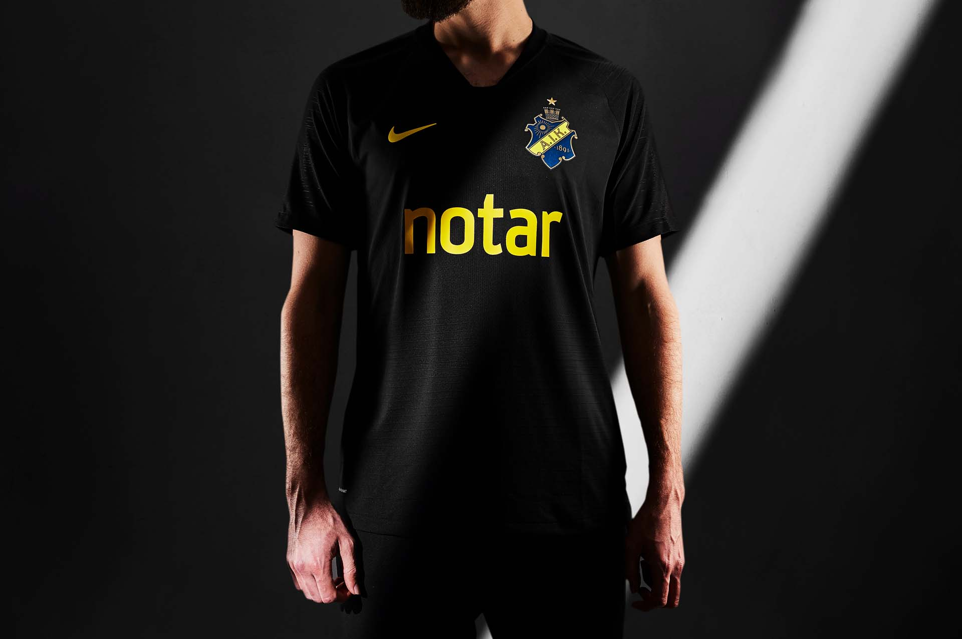 2acadbc8126 AIK Launch Nike 2019 Home Shirt - SoccerBible