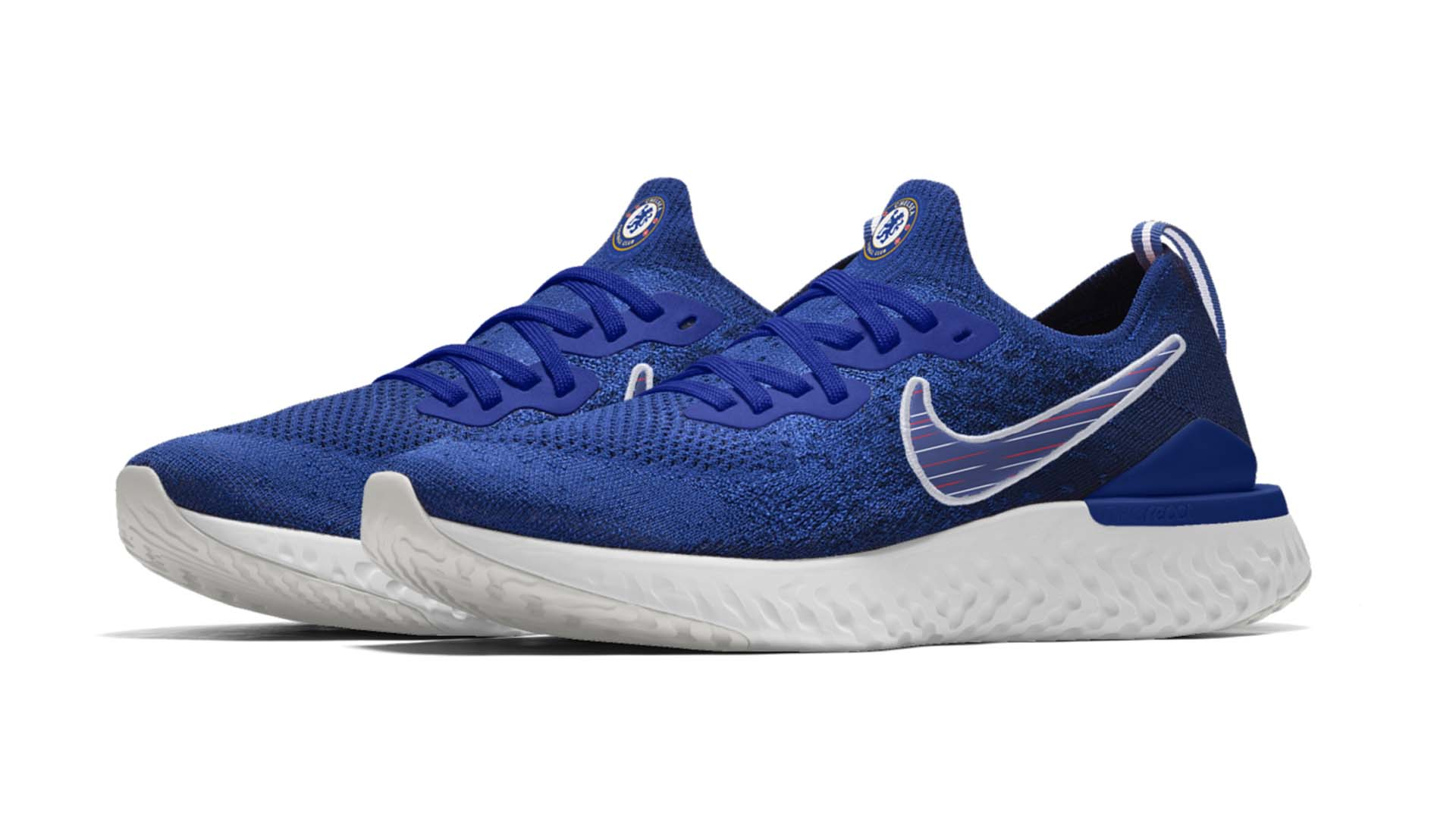 fc47d094f6383 Nike Launch Chelsea   Spurs Epic React Flyknit 2 Options - SoccerBible