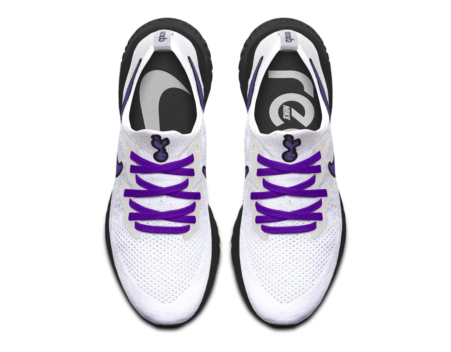 Nike Launch Chelsea \u0026 Spurs Epic React
