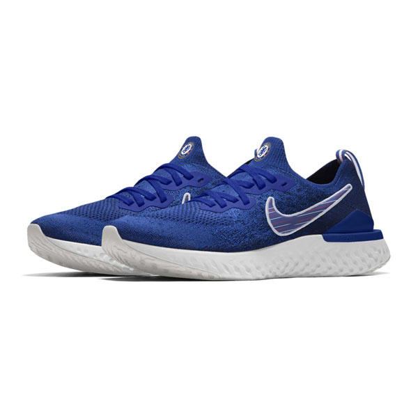 new arrival be9eb 9475b Nike Launch Chelsea and Spurs Epic React Flyknit 2 Options. Sneakers   2 April  2019