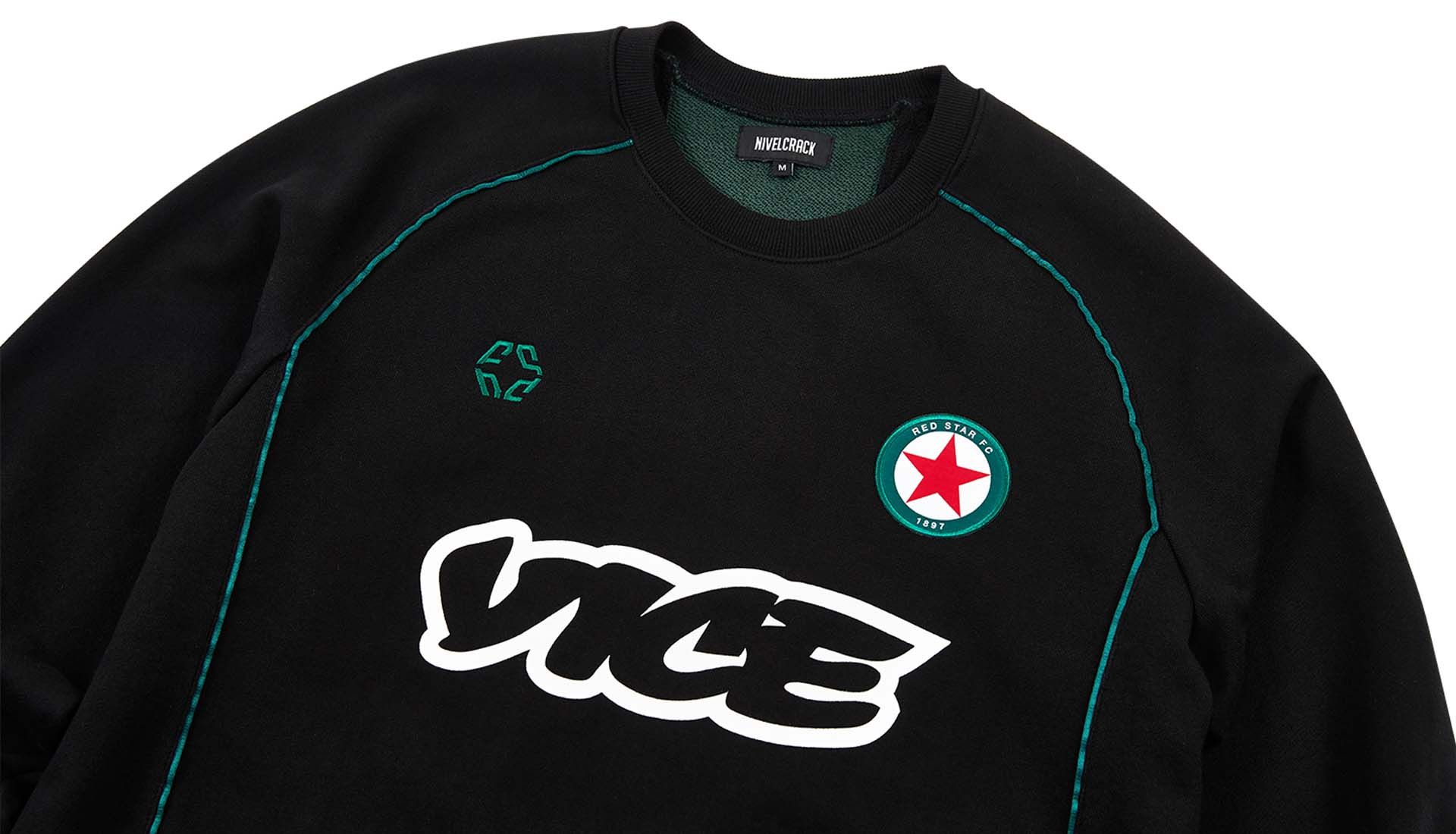 9fb83f82310 Nivelcrack x Red Star FC Collection Released - SoccerBible