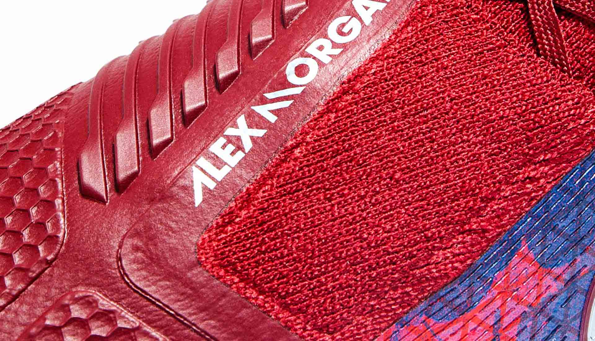 88a6d6dbd Nike Present Alex Morgan With Special-Edition PhantomVNM - SoccerBible
