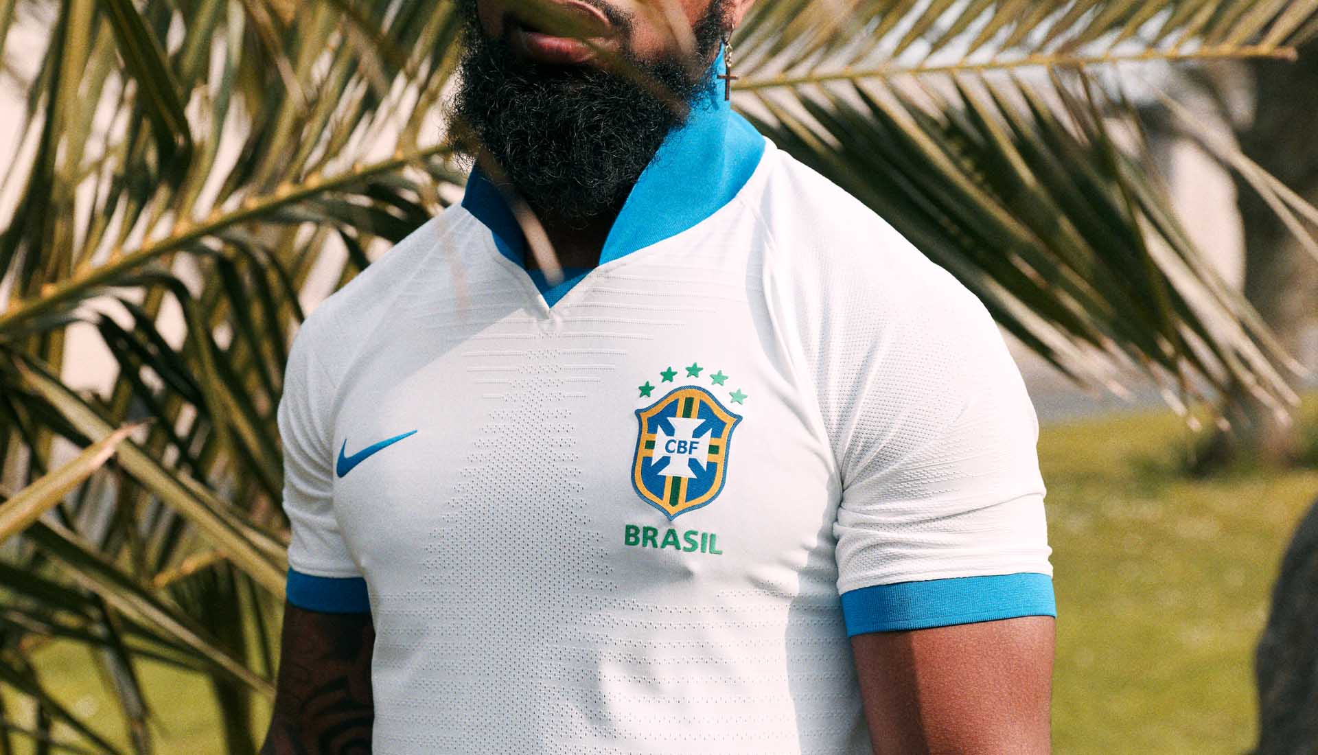 best service 3f7bb 0e318 Nike Launch The Brazil Copa America 100th Anniversary Jersey ...