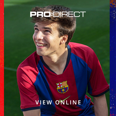 96e063a966b Nike Launch Limited Edition 98/99 Barca Remake Jersey - SoccerBible.