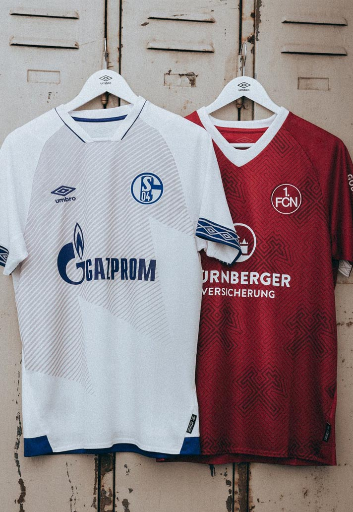 get cheap c974f 94c58 Schalke and Nürnberg Swap Shirts With The Help Of Umbro ...