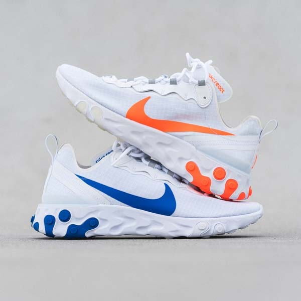 separation shoes f3b69 2878d Nike Launch React Element 55  Euphoria Mode  Colourways
