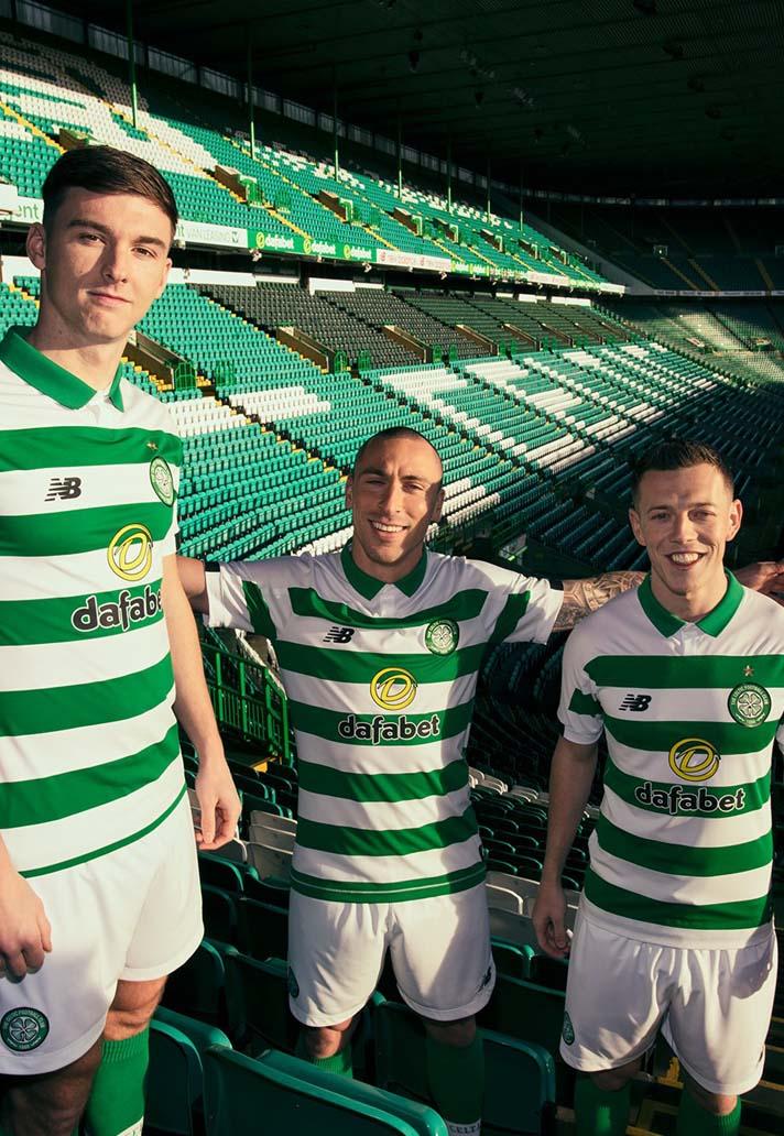premium selection b0208 73c24 New Balance Launch Celtic 2019/20 Home Shirt - SoccerBible
