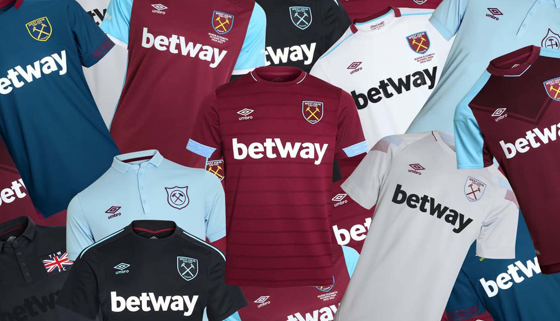 a157a95f0d West Ham Extend Kit Deal With Umbro - SoccerBible