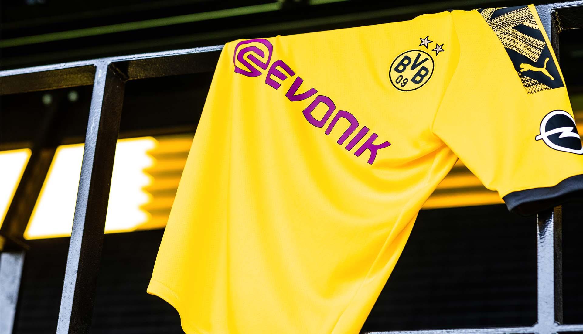Puma Launch Borussia Dortmund 2019 20 Home Shirt Soccerbible