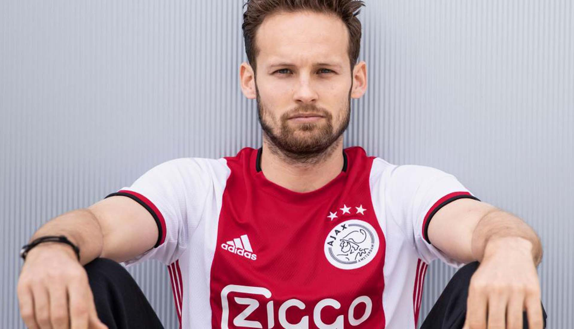 adidas Launch Ajax 19/20 Home Shirt - SoccerBible