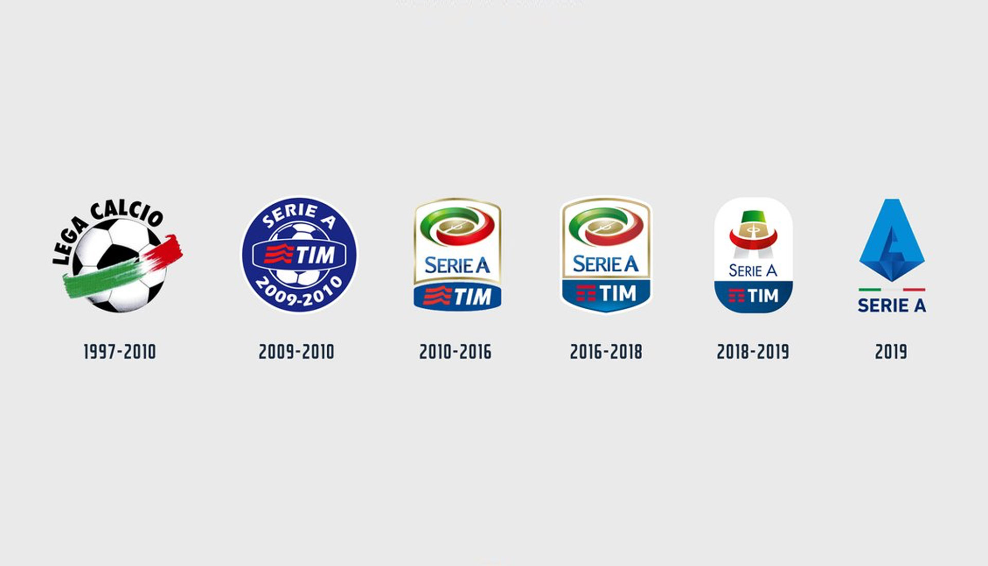 Serie A Unveil New Logo - SoccerBible
