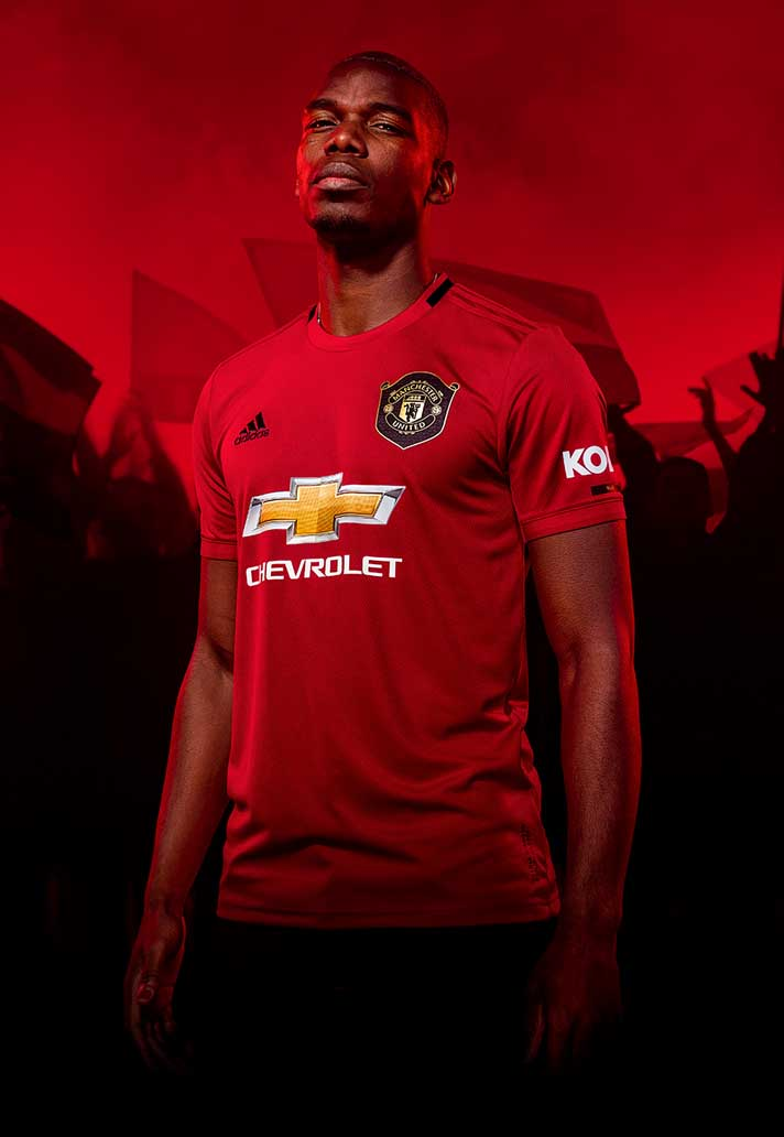 outlet store 37c77 cbc02 adidas Unveil Manchester United 2019/20 Home Shirt - SoccerBible