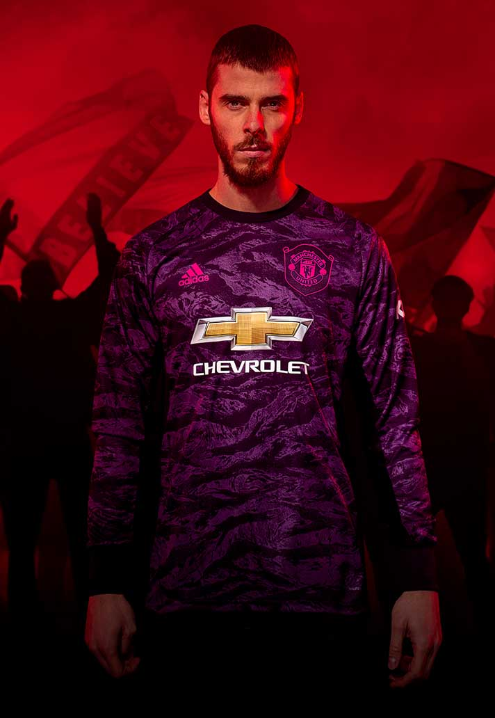 Adidas Unveil Manchester United 2019 20 Home Shirt Soccerbible