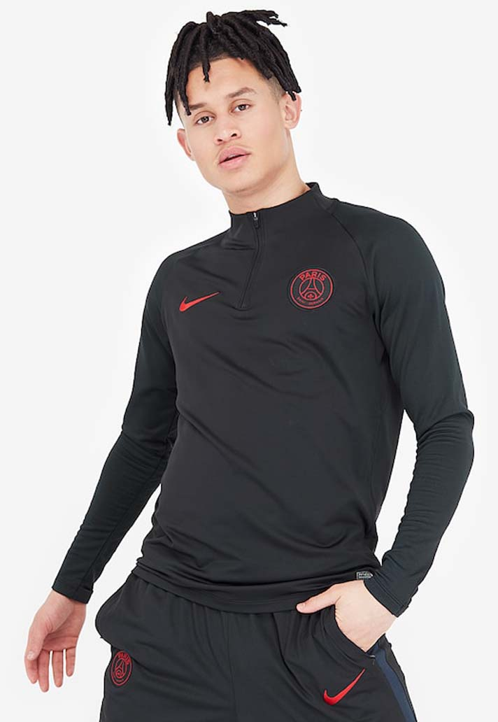 promo code 84bd8 d006c Nike Launch PSG 2019/20 Apparel Collection - SoccerBible