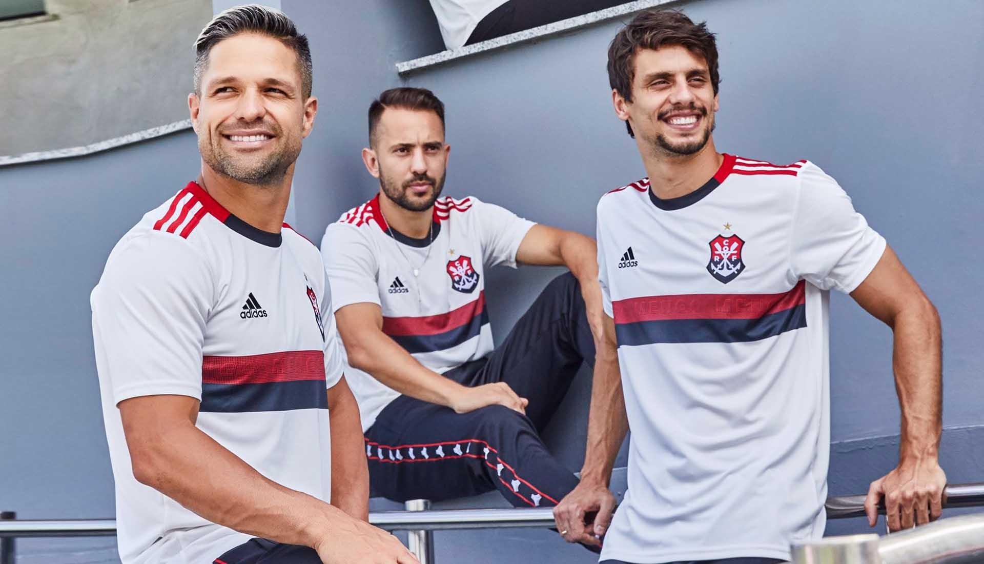 adidas Launch Flamengo 2019/20 Away Shirt - SoccerBible
