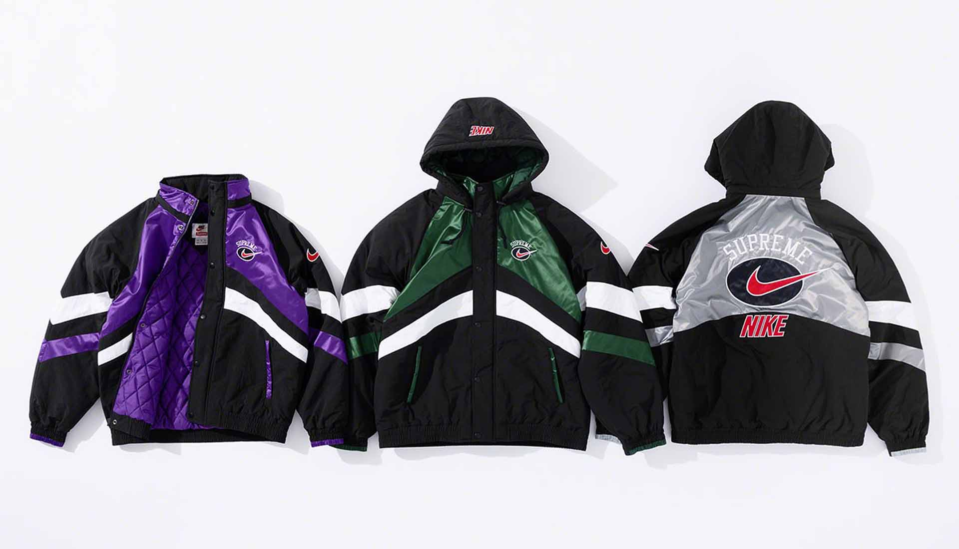 Supreme x Nike Launch Summer 2019 Collection - SoccerBible