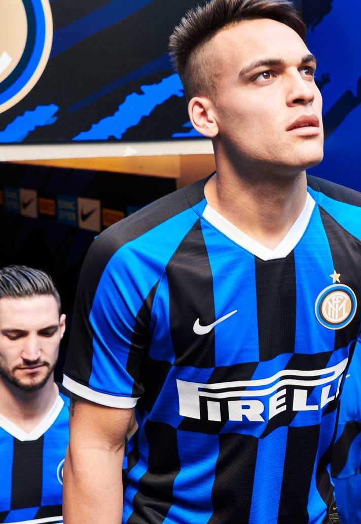 huge discount 18186 1f56a Nike Launch Inter Milan 2019/20 Home Shirt - SoccerBible