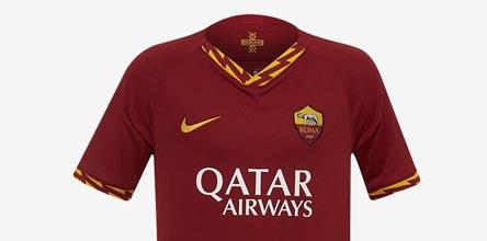 best service 88bd4 07b55 Nike Launch AS Roma 2019/20 Away Shirt - SoccerBible
