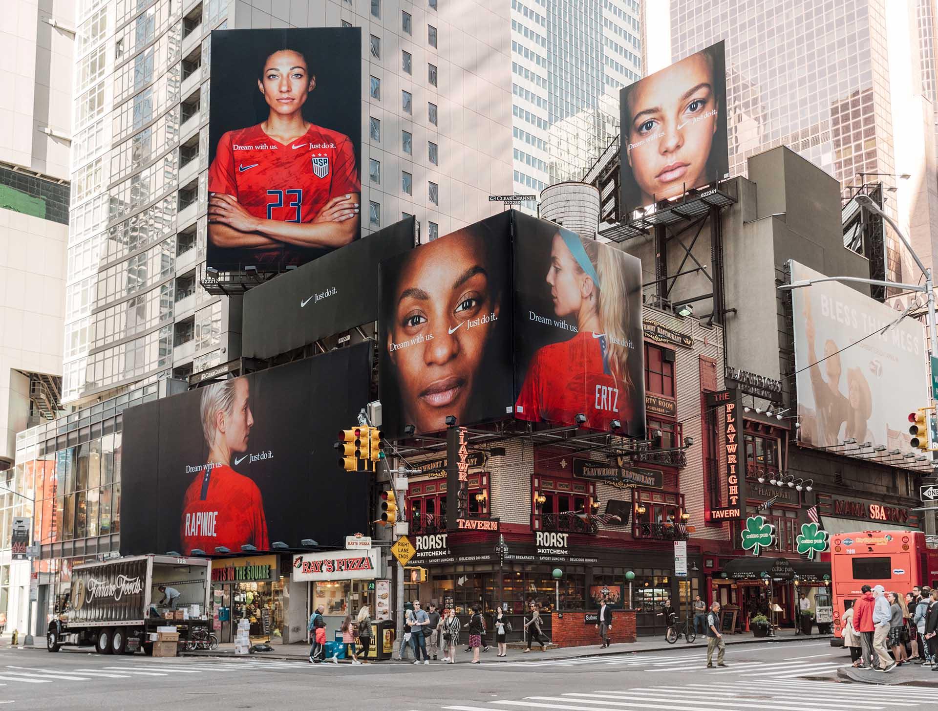 أرملة تميز تحذير Nike Billboard Advertising Gallatinbreastfeedingcoalition Org