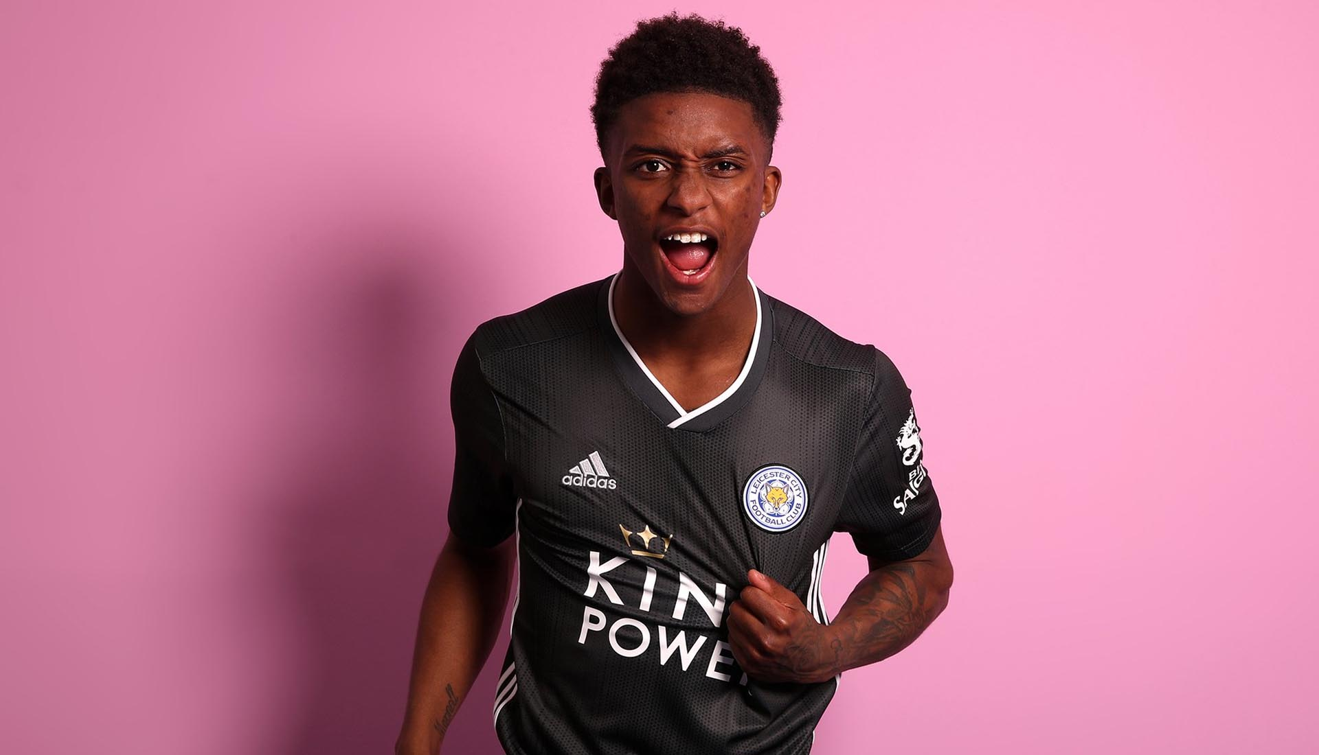 22800da4c adidas Reveal Two Leicester City 2019/20 Away Shirts - SoccerBible