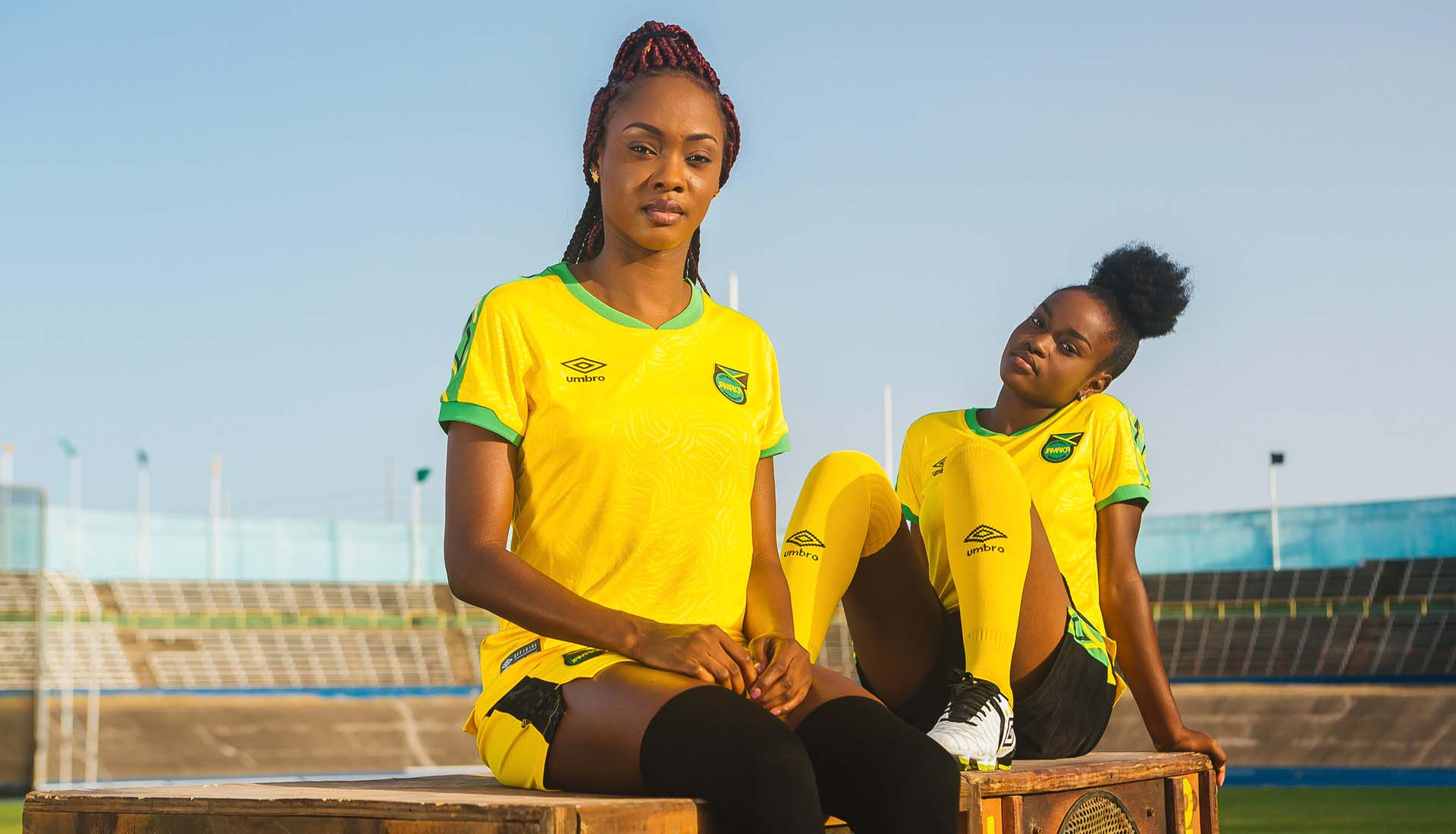 umbro jamaica soccer jersey