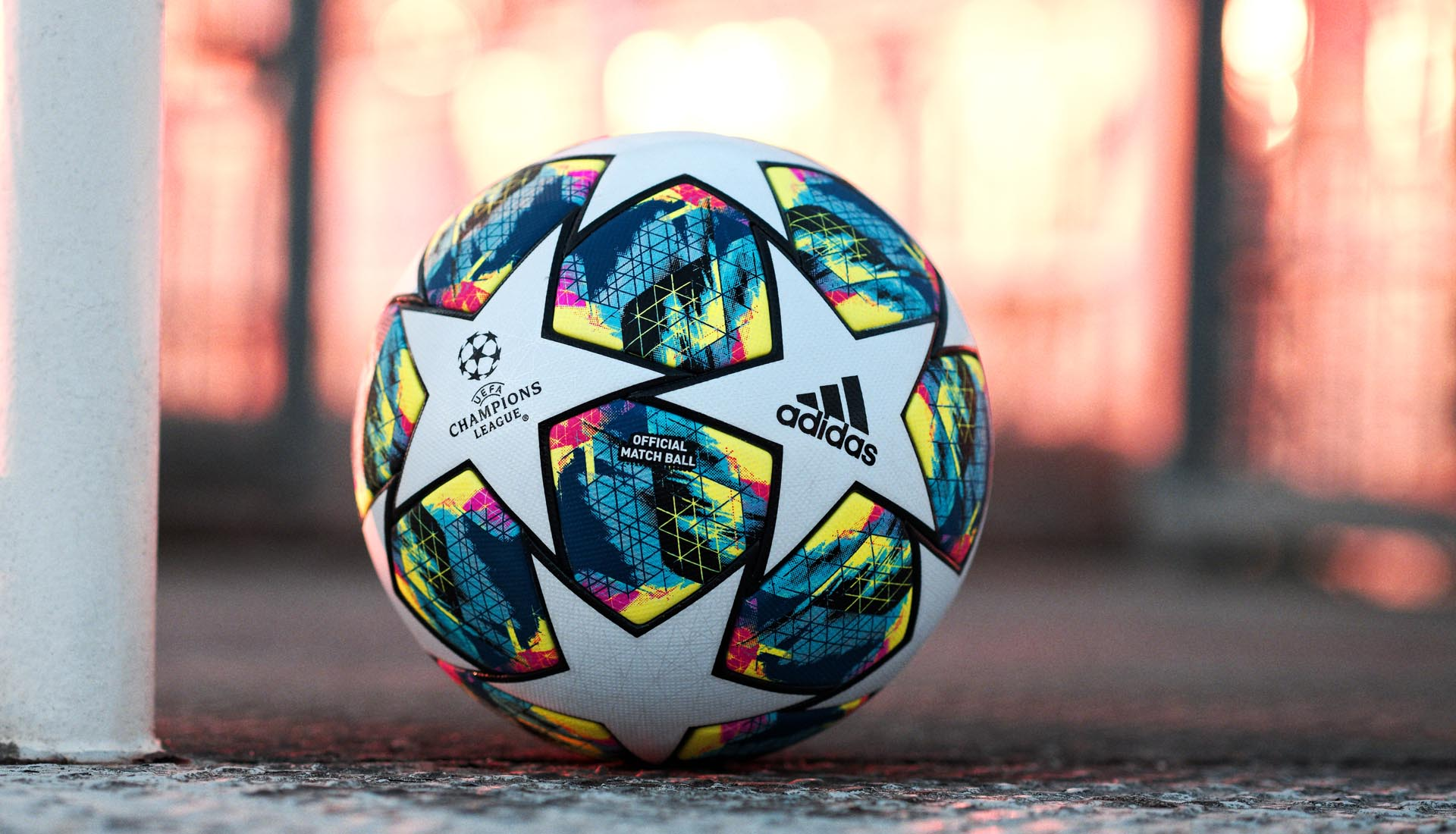3059d41101d2 adidas Unveil The 2019/20 Champions League Match Ball - SoccerBible