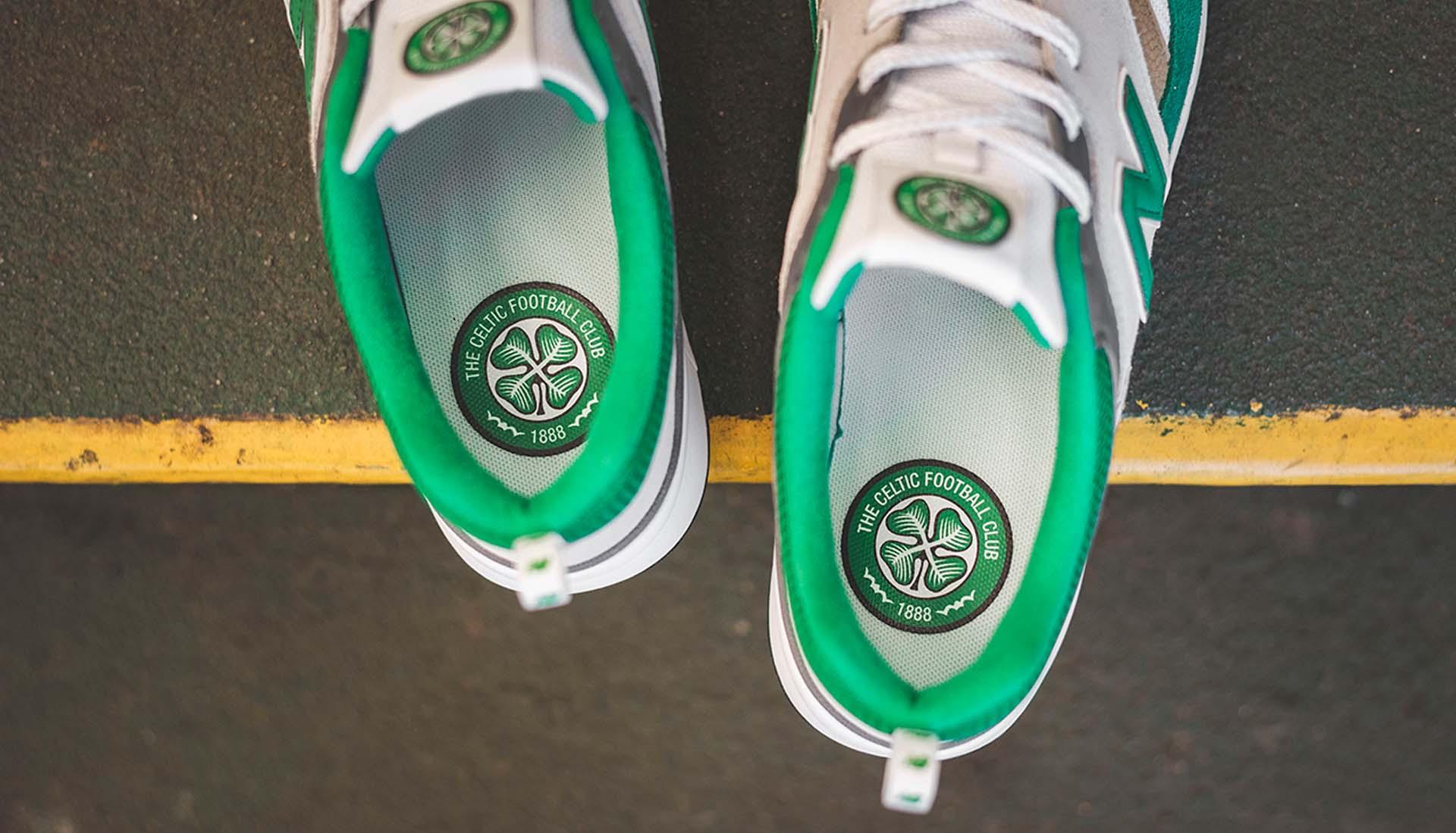 New Balance Launch Celtic 997H Sneaker