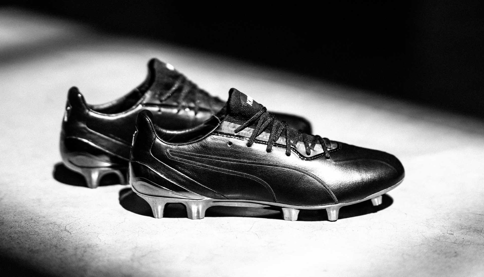 PUMA Launch The King Platinum - SoccerBible