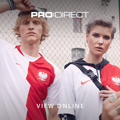 70ed15c5bd1 Nike Launch Poland Centenary Jersey - SoccerBible.