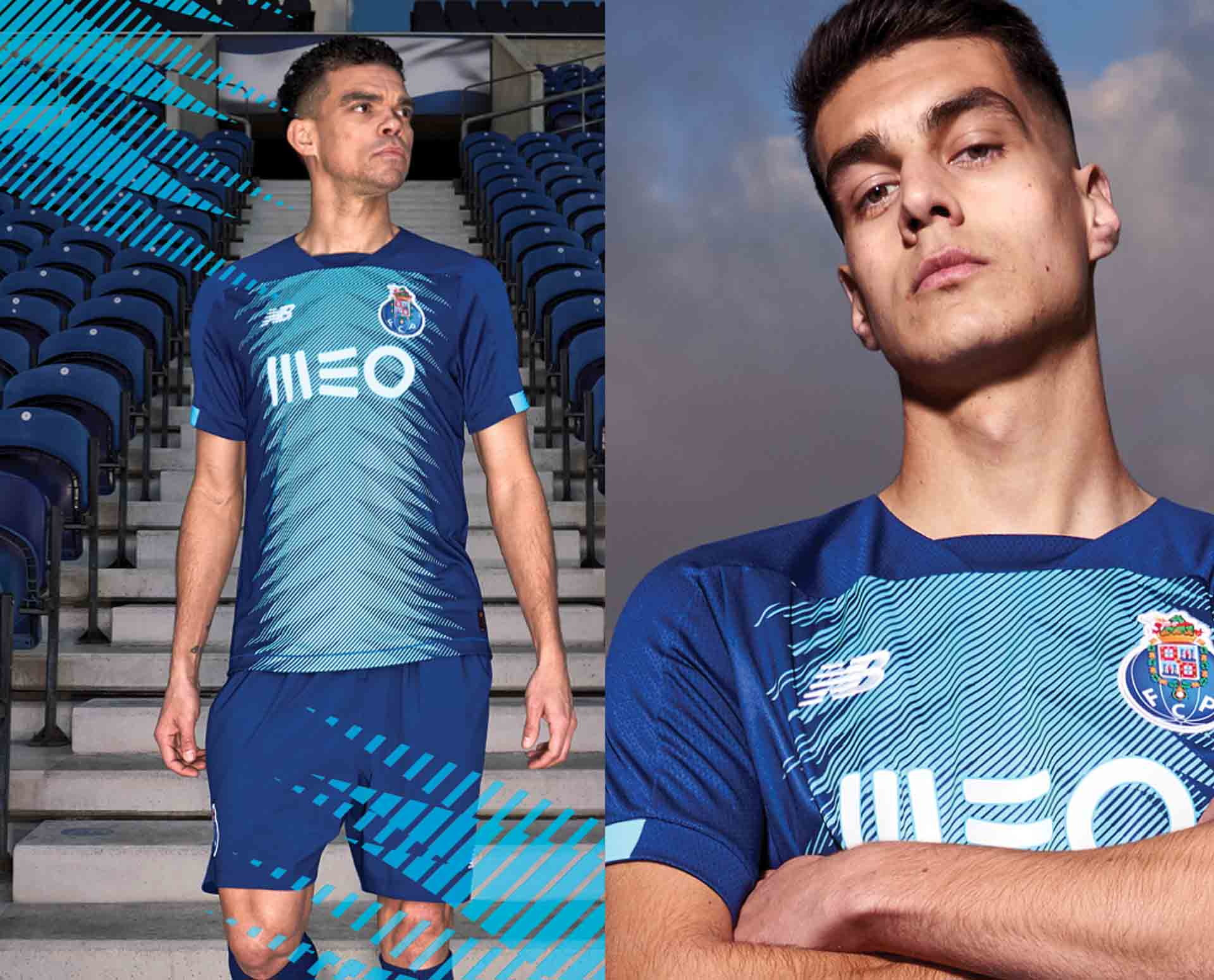 best loved 4c27a 68acc New Balance Launch FC Porto 19/20 Third Shirt - SoccerBible