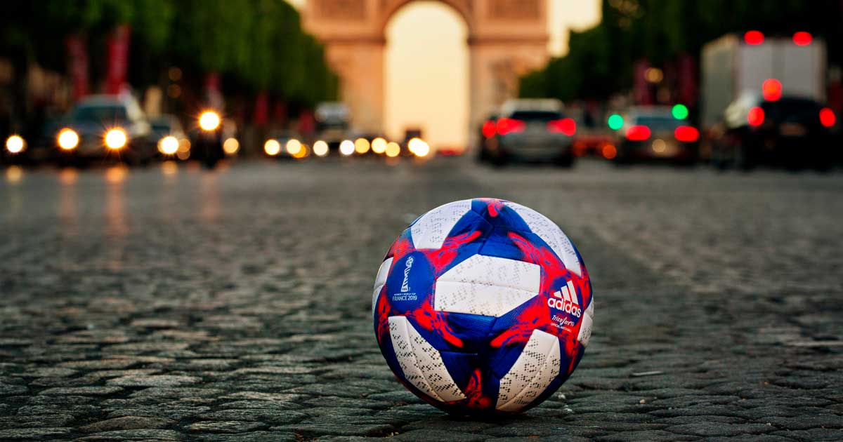 adidas Launch The 2019 Women's World Cup KO Ball SoccerBible