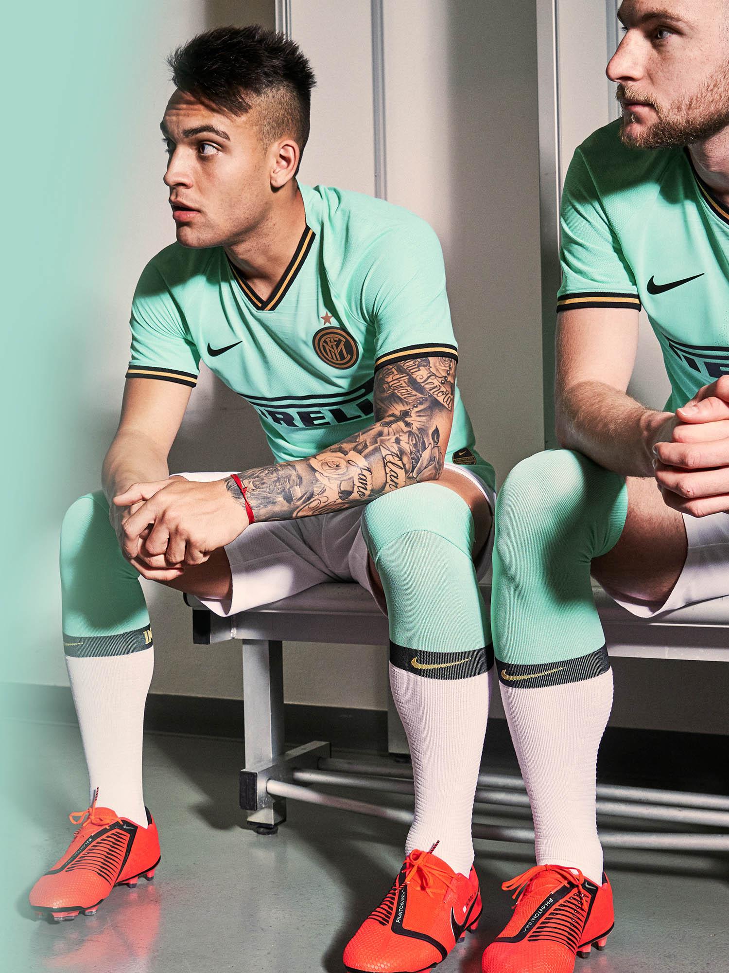 Nike Launch 2019/20 Inter Milan Away Shirt - SoccerBible