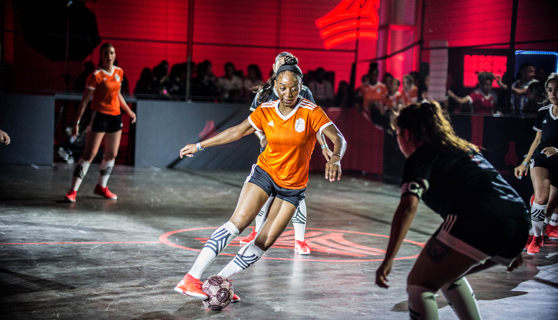 Adidas Bring Male And Female Teams Together For Tango League
