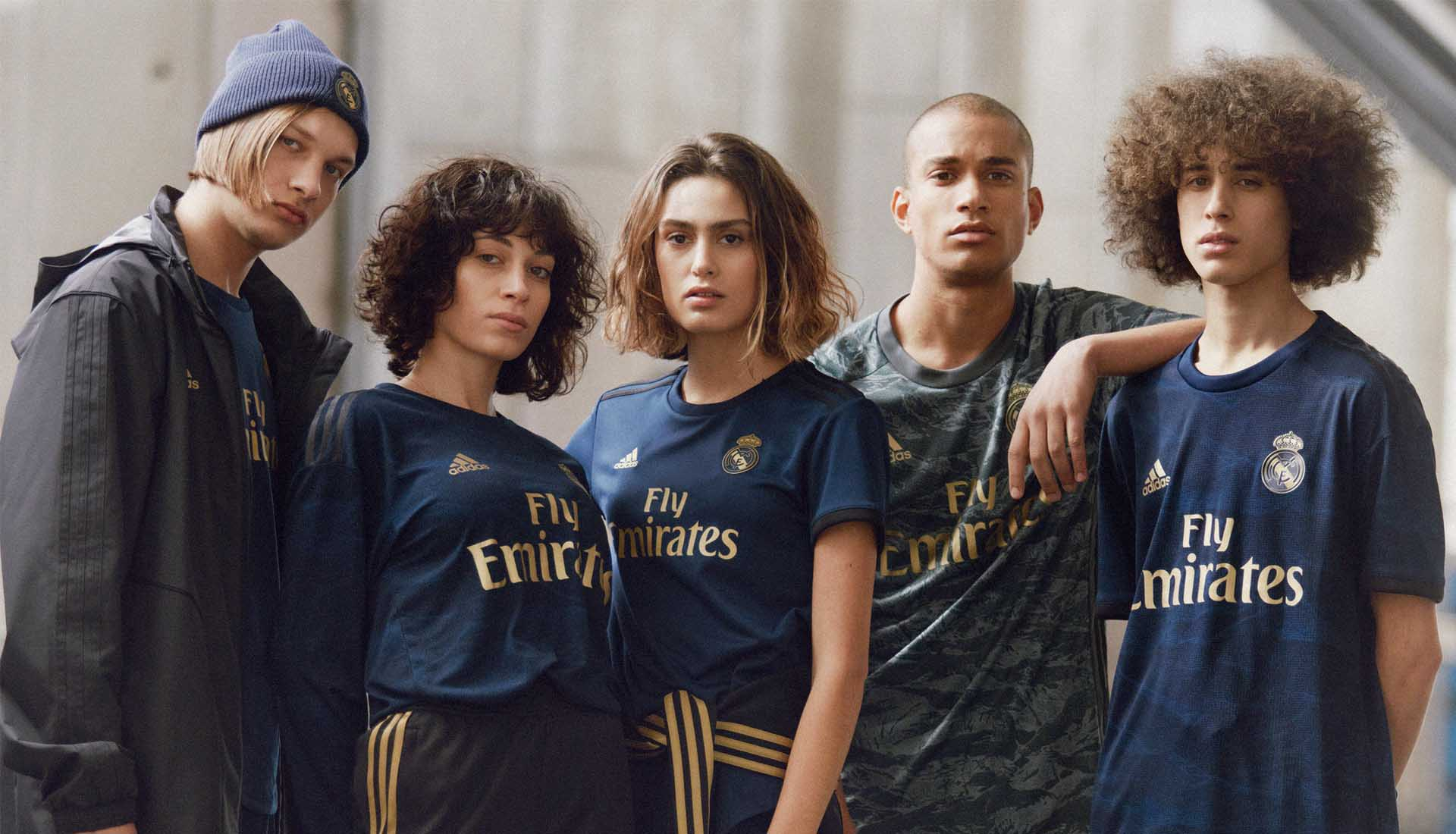 official photos 7c498 0c208 adidas Launch Real Madrid 2019/20 Away Shirt - SoccerBible
